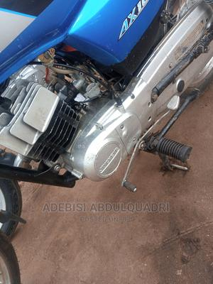 New Jincheng AX 125 2019 Blue | Motorcycles & Scooters for sale in Kwara State, Offa