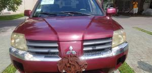 Mitsubishi Endeavor 2006 LS Red | Cars for sale in Lagos State, Alimosho