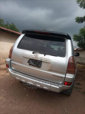 Toyota 4-Runner 2005 Limited V6 4x4 Silver | Cars for sale in Lagos State, Alimosho