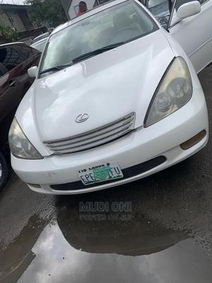 Lexus ES 2004 330 Sedan White | Cars for sale in Lagos State, Ikeja