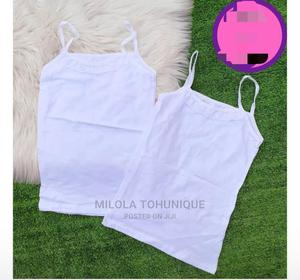 Pure Cotton Girls Vest, Underwear, Camisole, Singlet   Children's Clothing for sale in Oyo State, Ibadan