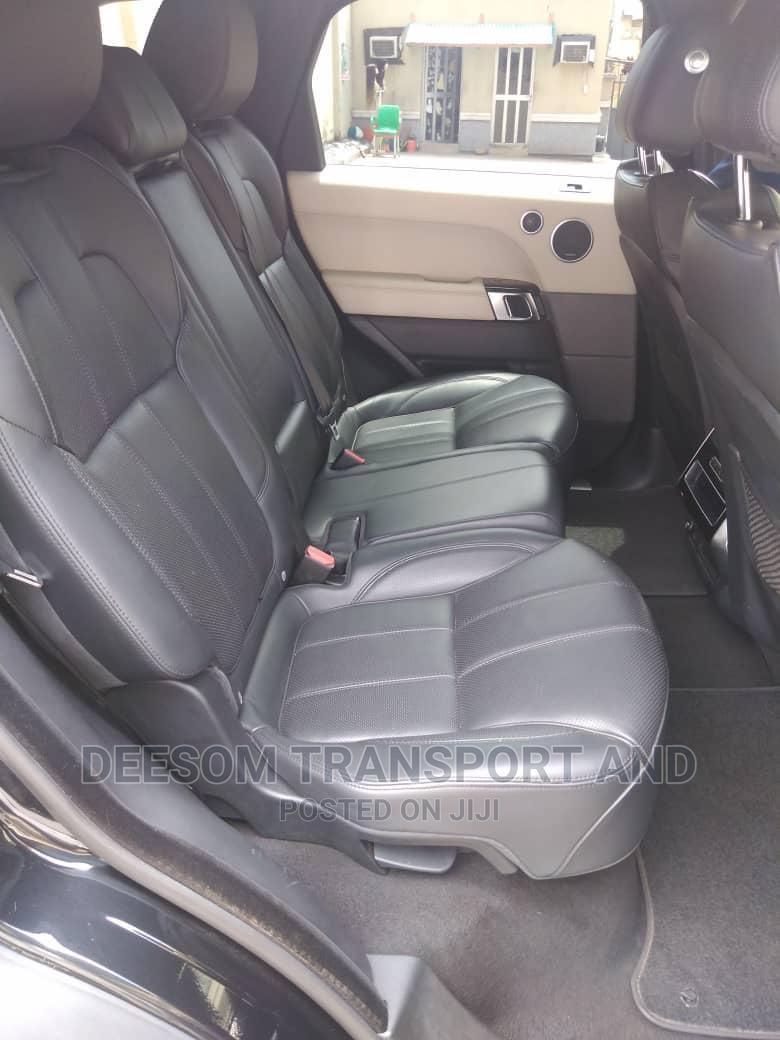 Archive: Land Rover Range Rover Evoque 2014 Black