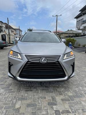Lexus RX 2016 350 AWD Silver | Cars for sale in Lagos State, Lekki