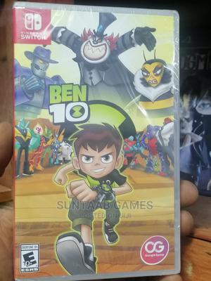 Ben 10-Nintendo Switch Edition | Video Games for sale in Lagos State, Lagos Island (Eko)