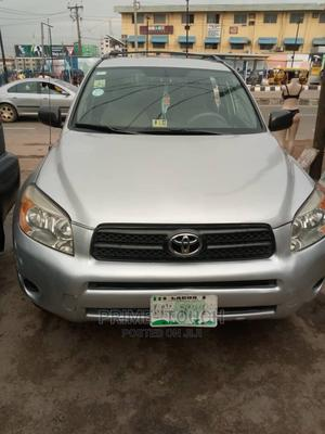 Toyota RAV4 2007 2.0 4x4 Silver   Cars for sale in Lagos State, Surulere