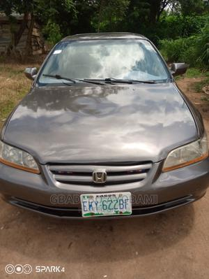 Honda Accord 2000 Coupe Gray | Cars for sale in Ekiti State, Ado Ekiti