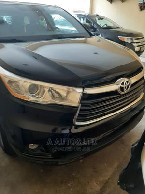 Toyota Highlander 2014 Black | Cars for sale in Lagos State, Ajah