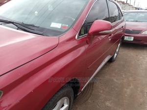 Lexus RX 2017 Red | Cars for sale in Oyo State, Ibadan