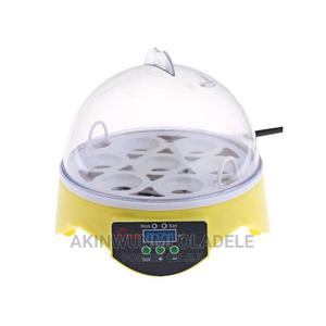 HHD 7 Eggs Incubator for Duck Bird Chicken Eggs   Farm Machinery & Equipment for sale in Lagos State, Agege