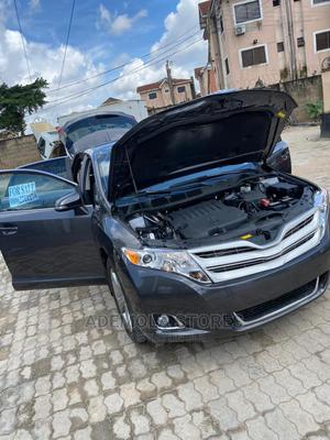 Toyota Venza 2016 Gray   Cars for sale in Lagos State, Abule Egba