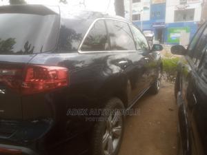Acura MDX 2012 Black   Cars for sale in Lagos State, Magodo