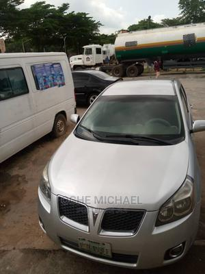 Pontiac Vibe 2009 Silver | Cars for sale in Abuja (FCT) State, Wuse 2