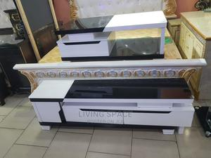 Glass Top Center Table and Tv Stand | Furniture for sale in Lagos State, Ajah