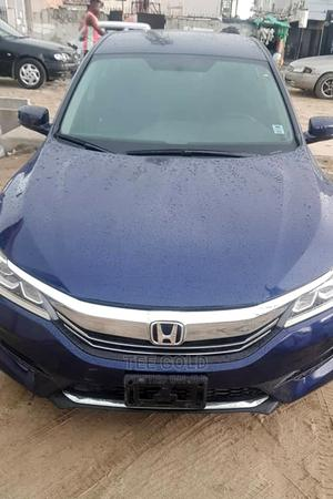 Honda Accord 2017 Blue | Cars for sale in Lagos State, Lekki