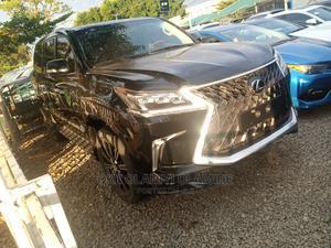 Lexus LX 2012 570 Black | Cars for sale in Abuja (FCT) State, Garki 2