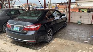 Honda Accord 2016 Black | Cars for sale in Lagos State, Ajah