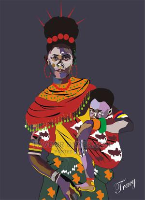 Affordable Art Painting   Arts & Crafts for sale in Rivers State, Port-Harcourt