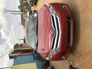 Toyota Venza 2015 Red | Cars for sale in Lagos State, Ojota