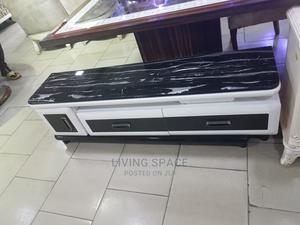 Glass Top Adjustable Tv Stand | Furniture for sale in Lagos State, Ajah