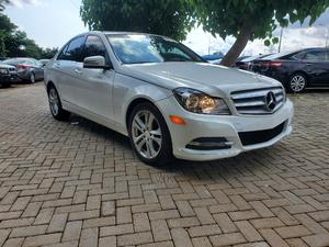 Mercedes-Benz C300 2013 White | Cars for sale in Abuja (FCT) State, Gwarinpa