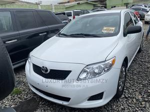 Toyota Corolla 2008 1.8 LE White | Cars for sale in Lagos State, Ikeja