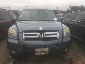 Honda Pilot 2006 Blue | Cars for sale in Lagos State, Apapa