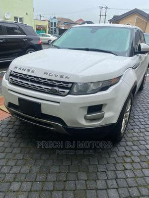 Land Rover Range Rover Evoque 2015 White   Cars for sale in Lagos State, Ogba