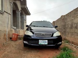 Toyota Corolla 2005 LE Black | Cars for sale in Oyo State, Akinyele