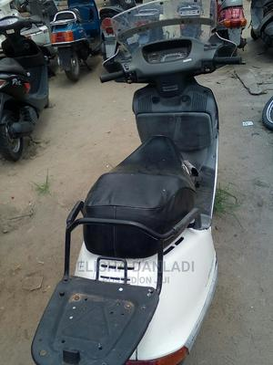 Honda 1996 White | Motorcycles & Scooters for sale in Lagos State, Ojo