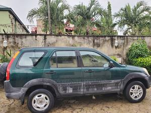 Honda CR-V 2004 Green | Cars for sale in Lagos State, Isolo