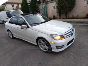 Mercedes-Benz C300 2012 White | Cars for sale in Lagos State, Ifako-Ijaiye