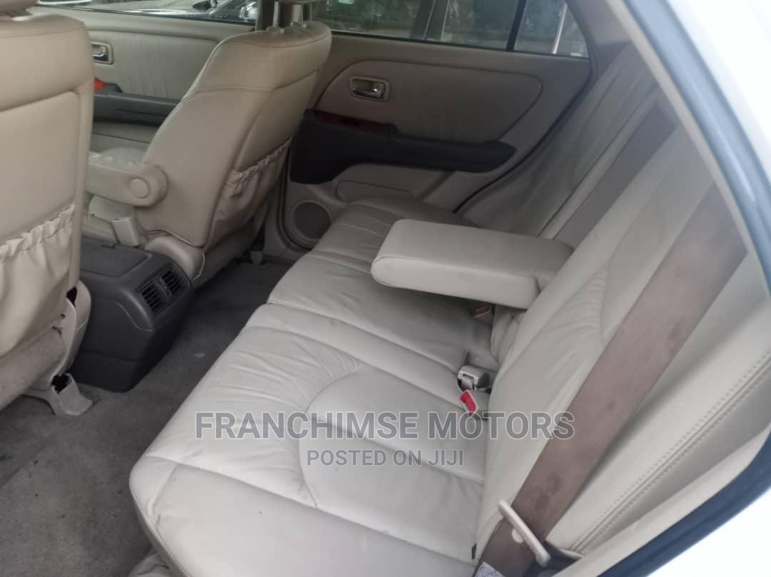 Lexus RX 2001 White   Cars for sale in Isolo, Lagos State, Nigeria