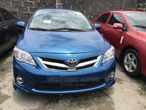 Toyota Corolla 2010 Blue | Cars for sale in Lagos State, Amuwo-Odofin