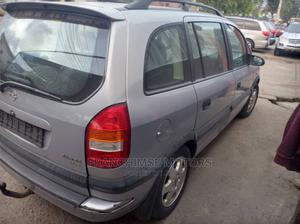 Opel Zafira 2000 Snowtrekker Silver   Cars for sale in Lagos State, Isolo