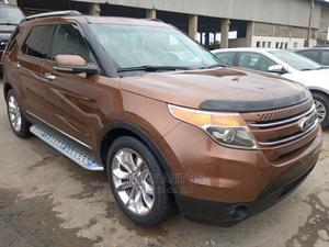 Ford Explorer 2014 Brown | Cars for sale in Lagos State, Apapa