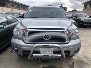 Toyota Tundra 2012 Silver | Cars for sale in Lagos State, Ikeja