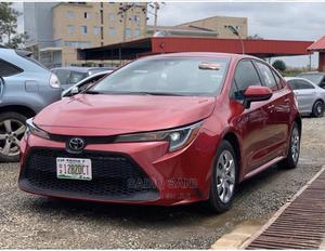Toyota Corolla 2020 LE Red   Cars for sale in Abuja (FCT) State, Jahi