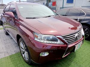 Lexus RX 2013 350 AWD Red | Cars for sale in Lagos State, Lekki