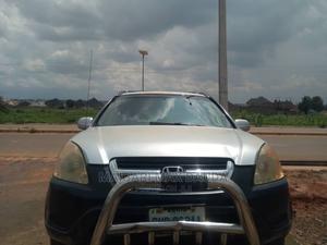 Honda CR-V 2003 LX 4WD Silver | Cars for sale in Kaduna State, Zaria