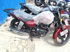 New Super Gallant Buffalo 2021 Red | Motorcycles & Scooters for sale in Lagos State, Yaba