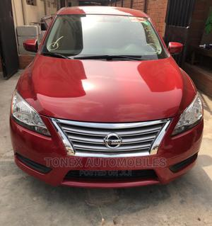 Nissan Sentra 2015 Red | Cars for sale in Lagos State, Shomolu