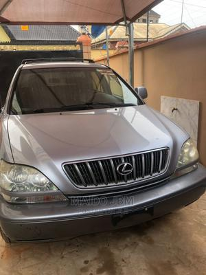 Lexus RX 2001 300 Silver | Cars for sale in Lagos State, Lekki