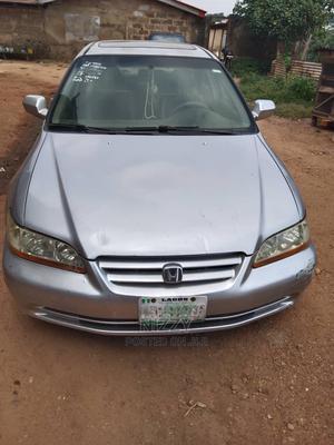 Honda Accord 2001 Silver   Cars for sale in Oyo State, Ibadan