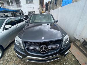 Mercedes-Benz GLK-Class 2013 350 4MATIC Black | Cars for sale in Lagos State, Ikeja