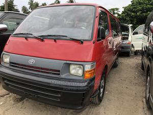 Red Hiace Bus Container Body | Buses & Microbuses for sale in Lagos State, Amuwo-Odofin
