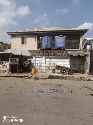 Commercial Block of 4flat Slightly Off Akowonjo Road.C of O | Commercial Property For Sale for sale in Alimosho, Akowonjo