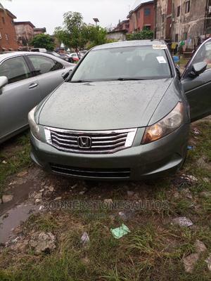 Honda Accord 2008 2.4 EX Automatic Green | Cars for sale in Lagos State, Amuwo-Odofin
