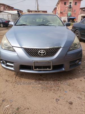 Toyota Solara 2007 3.3 Convertible Blue | Cars for sale in Lagos State, Amuwo-Odofin