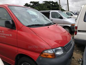 Toyota Hiace, Red Color | Buses & Microbuses for sale in Lagos State, Amuwo-Odofin