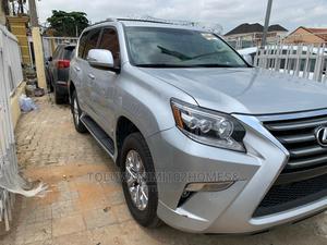 Lexus GX 2017 460 Luxury Silver   Cars for sale in Lagos State, Ifako-Ijaiye